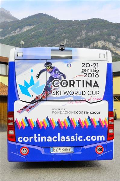 Ski World Cup di Cortina